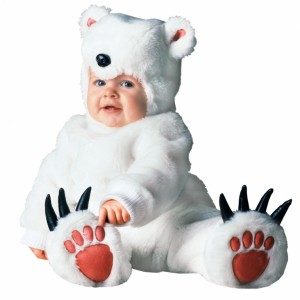 Kids Polar Bear Costume