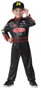 Kids Race Car Driver Costume