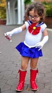 Kids Sailor Moon Costume