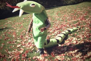Kids Snake Costume