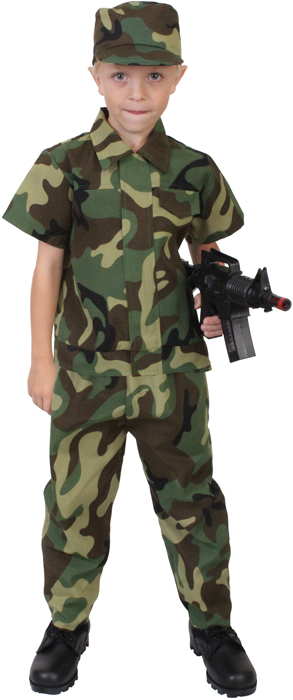 Toy Soldier Halloween Costume Womens