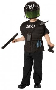 Kids Spy Costumes