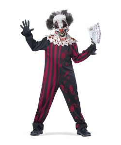 Killer Clown Costume Ideas