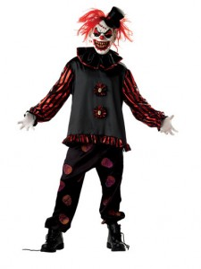 Killer Clown Costumes for Adults