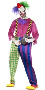Killer Clowns Costume