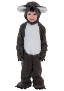 Koala Costume Child