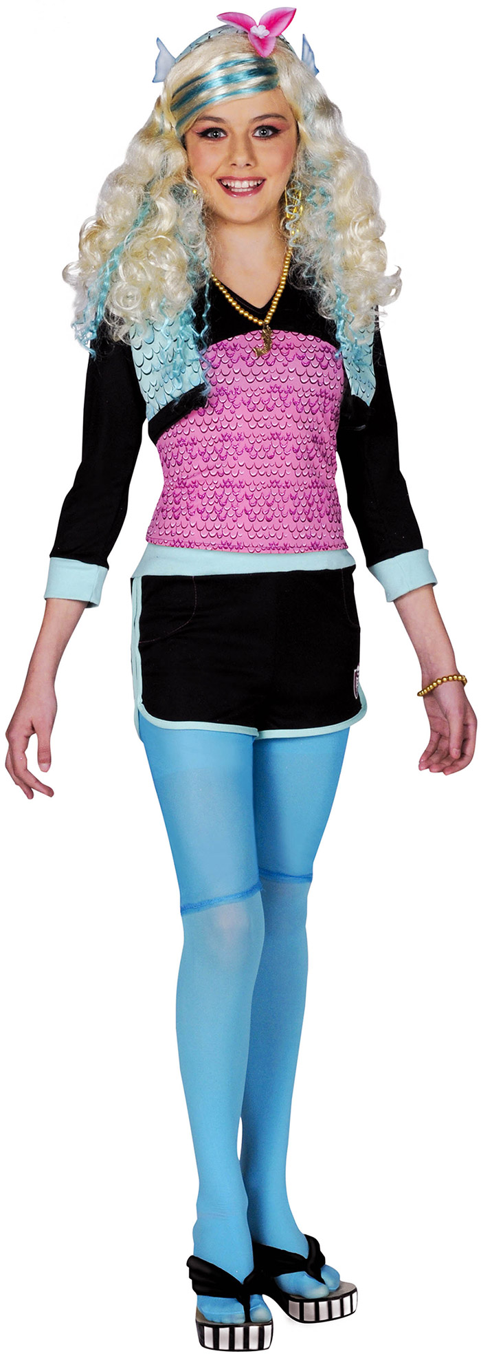 Monster high costumes parties costume - Costume halloween fille ...