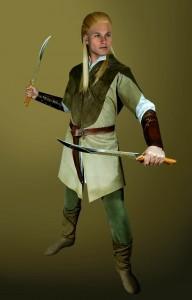 Legolas Costume Ideas
