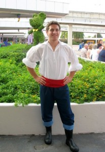 Little Mermaid Prince Eric Costume