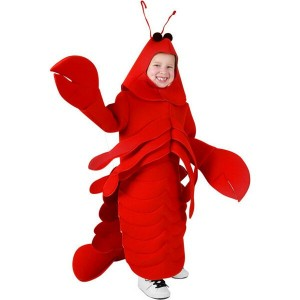 Lobster Costume Child