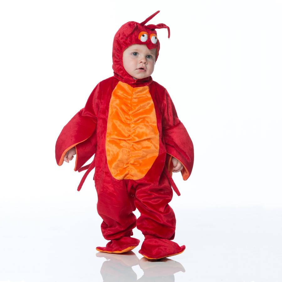 Lobster Costumes (for Men, Women, Kids)   Parties Costume Lobster Kid