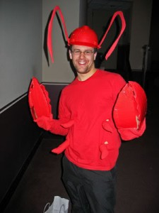 Lobster Costume Pattern