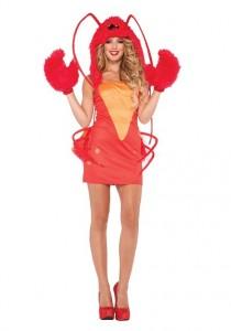 Lobster Costume Women