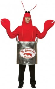 Lobster Costumes for Adults