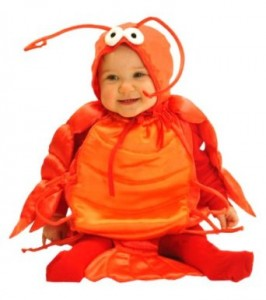 Lobster Costumes for Baby