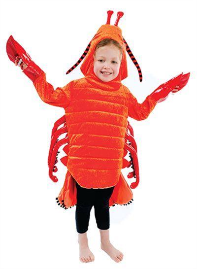 Lobster Costumes Men Women Kids Parties Costume