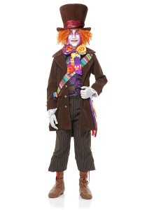 Mad Hatter Costume Kids