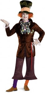 Mad Hatter Costume Men