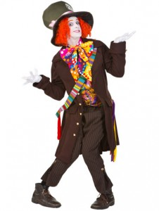 Mad Hatter Costume Mens