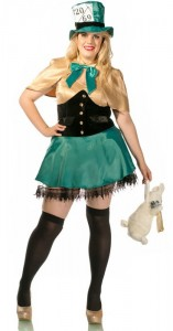 Mad Hatter Costume Women