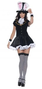 Mad Hatter Costume Womens