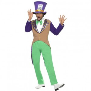 Mad Hatter Costumes for Adults
