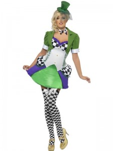 Mad Hatter Female Costume