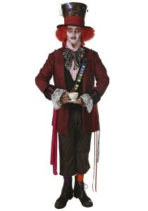 Mad Hatter Halloween Costumes