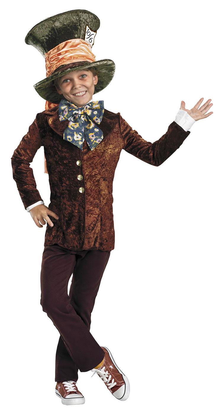 mad hatter kids costume - Mad Hatter Halloween Costume For Kids