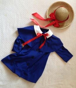Madeline Costume Pattern