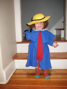 Madeline Costume for Kids