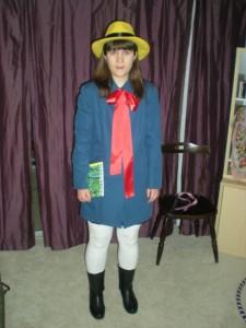 Madeline Halloween Costumes