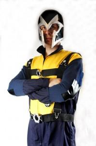Magneto Cosplay Costume