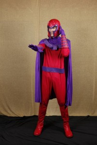 Magneto Costume Images