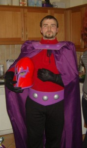 Magneto Costume Pictures