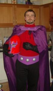 Magneto Costume Pictures