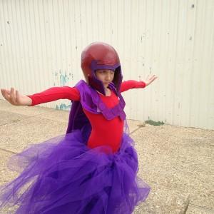 Magneto Costume for Kids