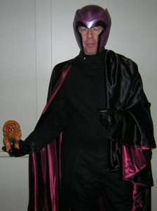 Magneto Halloween Costumes