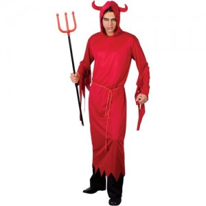 Male Devil Costume