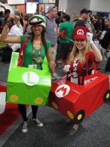 Mario Kart Character Costumes