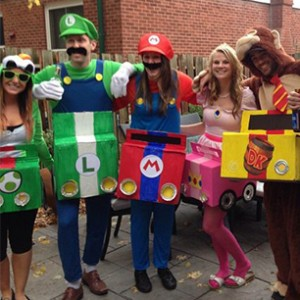 Mario Kart Costumes for Adults
