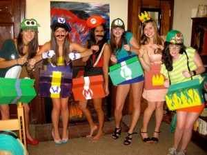 Mario Kart Costumes for Women