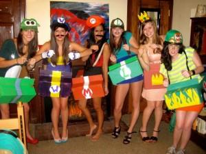 Mario Kart Costumes for Women