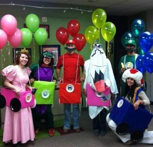 Mario Kart Halloween Costume