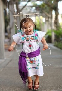 Marionette Costume for Kids