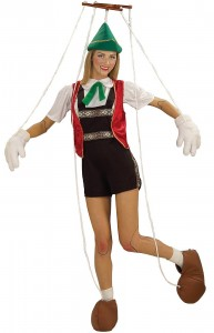 Marionette Doll Costume