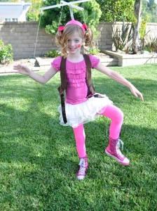 Marionette Kids Costume