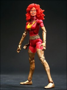 Marvel Phoenix Costume