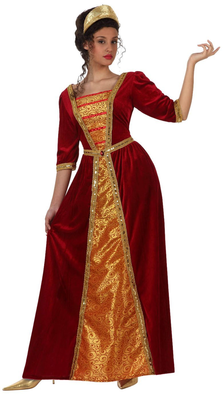 Medieval costumes for men women kids parties costume