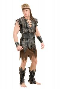 Mens Barbarian Costume